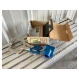Kreg clamp and Porter Cable mortise and tenon jig Model 5009