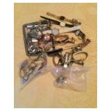 Large variety of wrist watches
