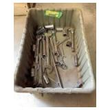 Grab it box of misc. Craftsman, Mac and SnapOn tools