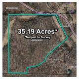 35 Acres +/- Forsyth County