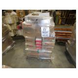 50 Boxes +/-, 472Lbs +/-