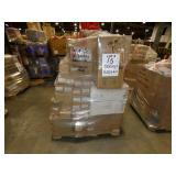 54 Cases Assorted Items,618Lbs+/-