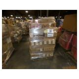 90 Boxes +/-,544Lbs+/-