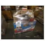 1Huge Box,14 Smaller +/-, 486Lbs +/-