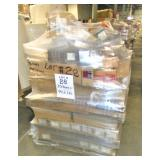70 Boxes +/-, 462 Lbs +/-