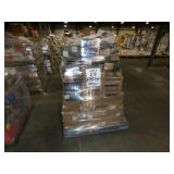 100 Boxes +/-, 548Lbs