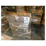 105 Boxes +/-, 516 Lbs +/-