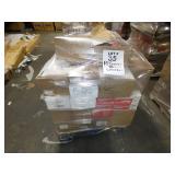 10 Cases Plus 40 Boxes, 520Lbs+/-