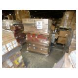 160 Boxes+/-, 540Lbs+/-