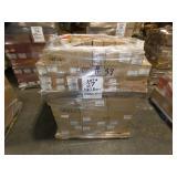 180 Boxes+/-, 1,000 Lbs +/-
