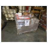 70 Boxes+/-, 855 Lbs+/-