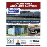 Online Only Absolute Auction