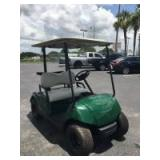 2015 Yamaha YDRE Electric 48V - All units pressured cleaned, units serviced, painted all plastics, front end, front & rear bumpers. All units running with original batteries,seat bottom recovered