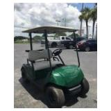 2015 Yamaha YDRE Electric 48V - All units pressured cleaned, units serviced, painted all plastics, front end, front & rear bumpers. All units running with original batteries, seat bottom recovered wit