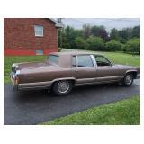 1990 Cadillac Burnham