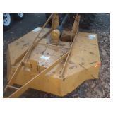 Woods rotary mower