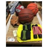 Sports items