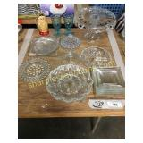 Glass plates/misc