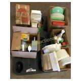 Pallet of tupperware, household items