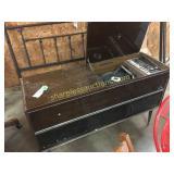 Grundig stereo cabinet