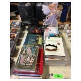 Books, misc