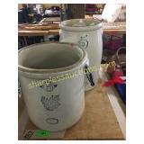 Western Stoneware 6, Union Stoneware Co 5