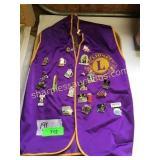 Lions International vest