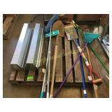Yard tools, misc