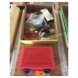 Milwaukee Hole saw kit, hardware, misc