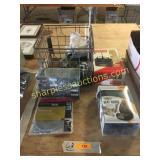 Radio control system, seat cover, hardware