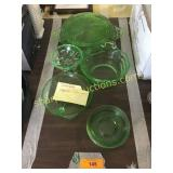 Collectable Depression glassware