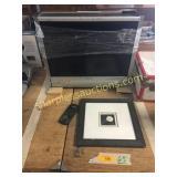 Sharp tv, picture