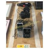 Master Mechanic drill, chargers, phone