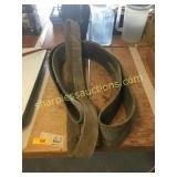 Tractor/implement belts