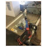 B&D battery trimmer