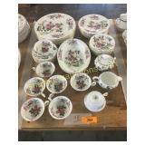 Wedgwood china set