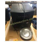Comfort Zone heater, bowl