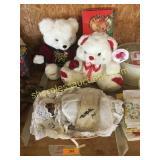 Doll, stuff bears