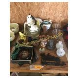 Kenmore mixer, mugs, household items