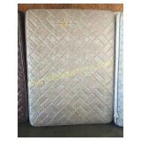 Queen mattress/boxspring set
