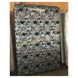 Long full mattress/boxspring set