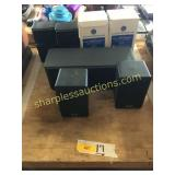 Stereo speakers, indoor/outdoor loudspeaker