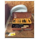 Toolbox, tools, boat seat