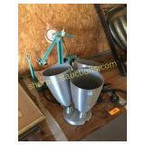 Light fixture, bow maker, misc