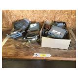 1964 Mustang headlight ext, taillights, radios