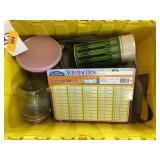 Household items, quantity 4