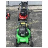 Lawnboy push mower