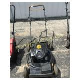 Poulan Pro push mower