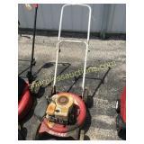 Snapper push mower