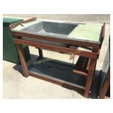 Shop sink/cabinet